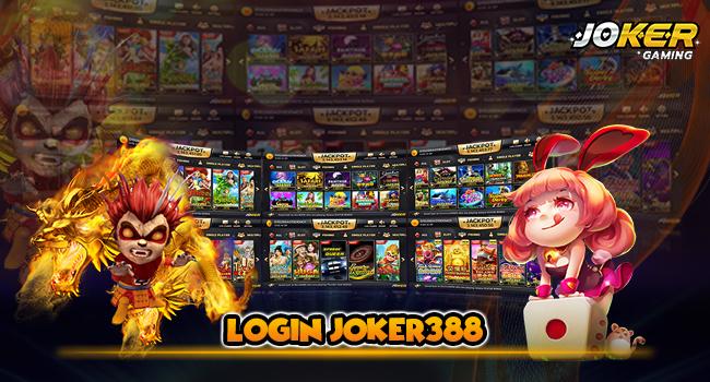 Login Joker388 Online